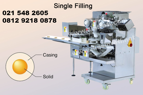 Automatic Moon Cake Forming Machine